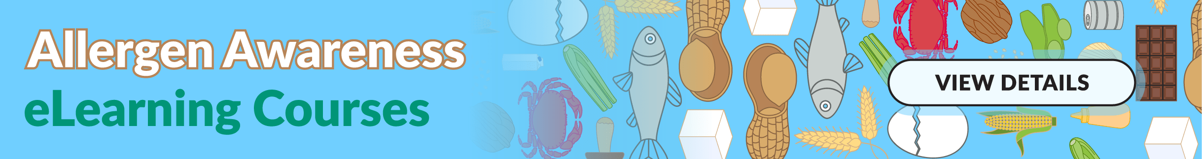 Food Allergy Course Banner Image
